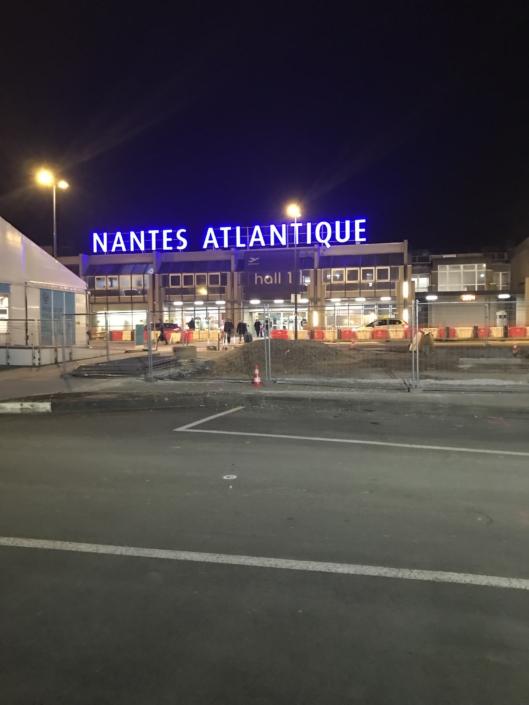 The World - My Trip - Nantes