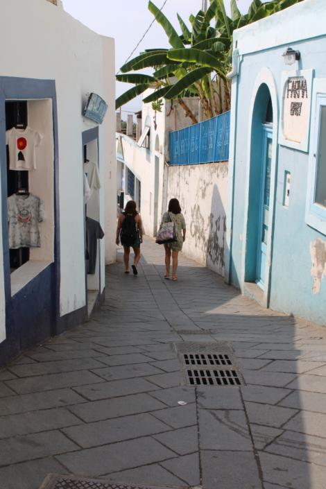 Stromboli - Village